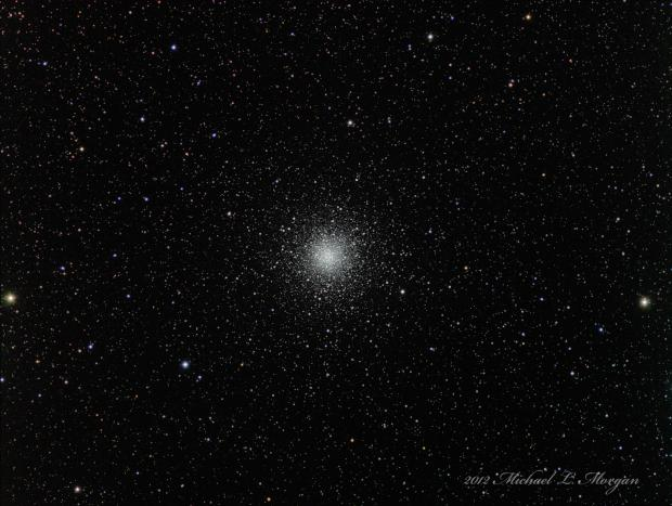 M10 Globular in Ophiuchus