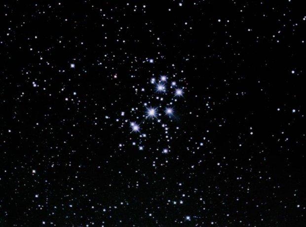 M45 Those Plieades Thingies