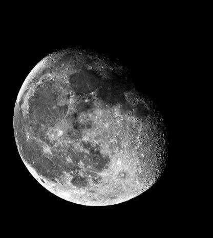 Moon 3-10-2005