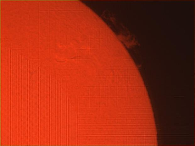 Prominence 5/12/13