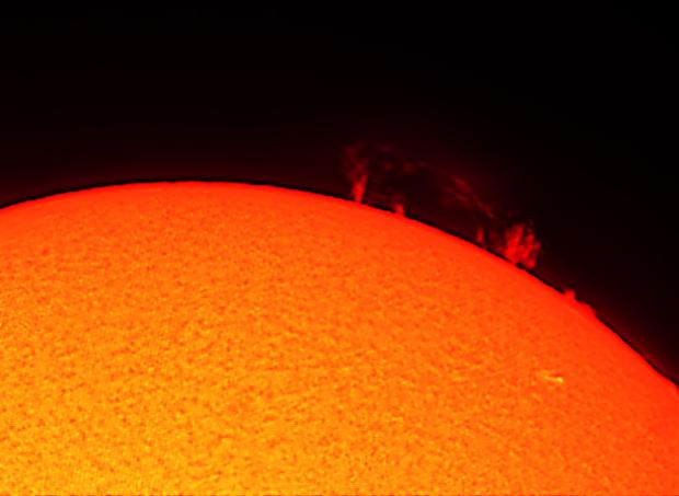 Prominence 5/26/13