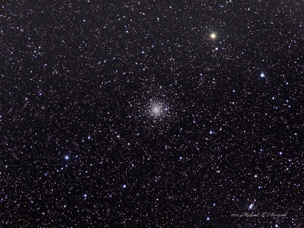 M56 Globular in Lyra