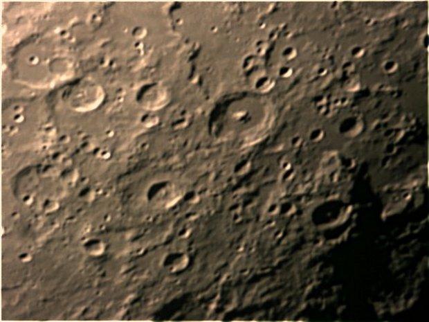 Crater Piccolomini