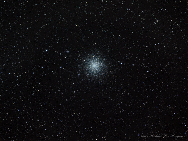 M12 Globular Cluster in Ophiuchus