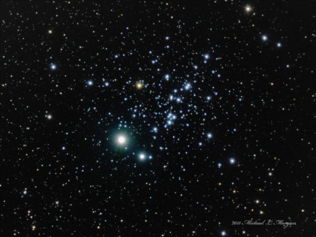 NGC 0457 The
