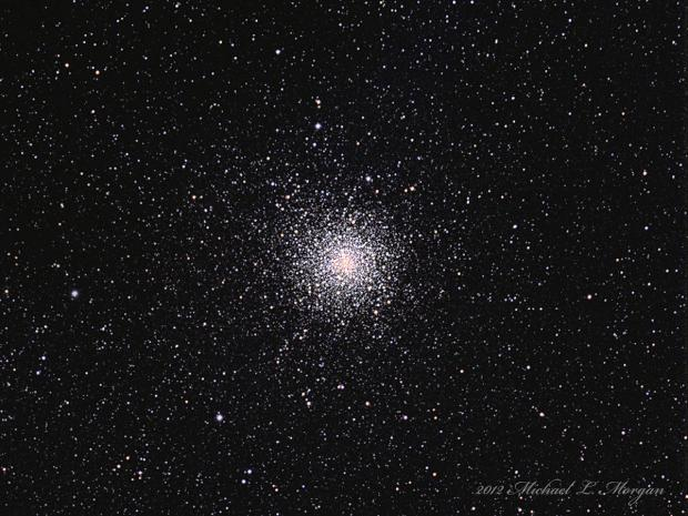 M4 Globular Cluster in Scorpius