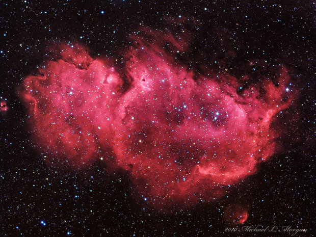 IC1848 The Soul Nebula