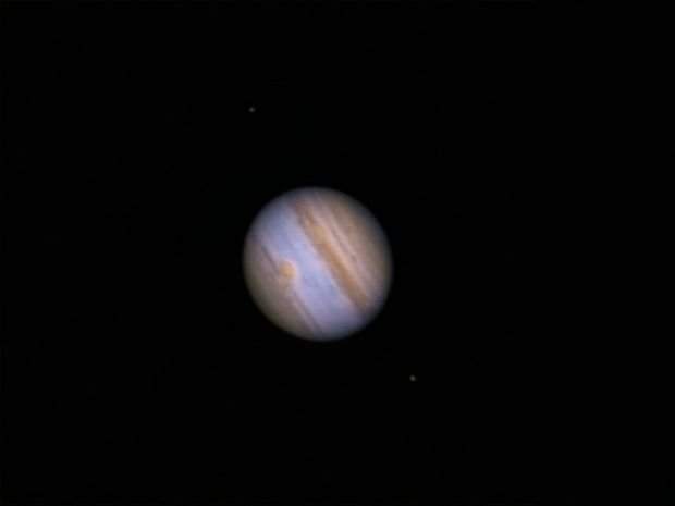 Jupiter  September 5th 2010