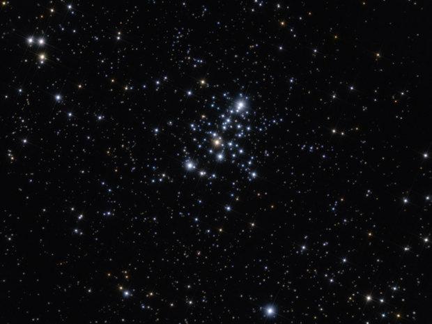 M103 Open Cluster in Cassiopeia
