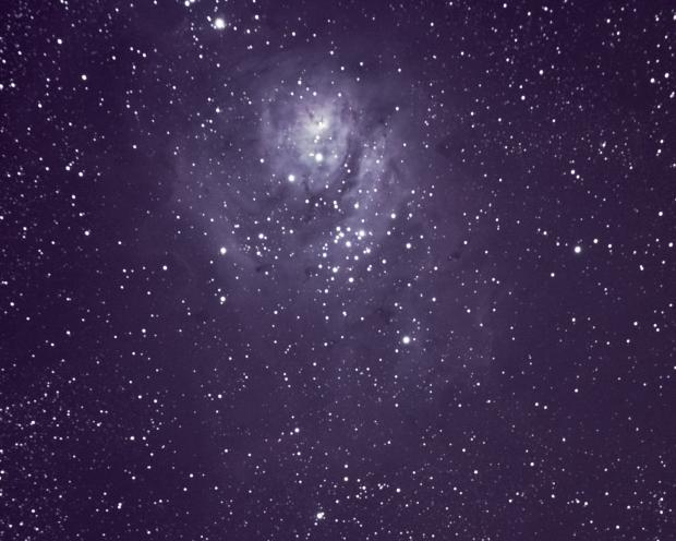 M008 Lagoon Nebula