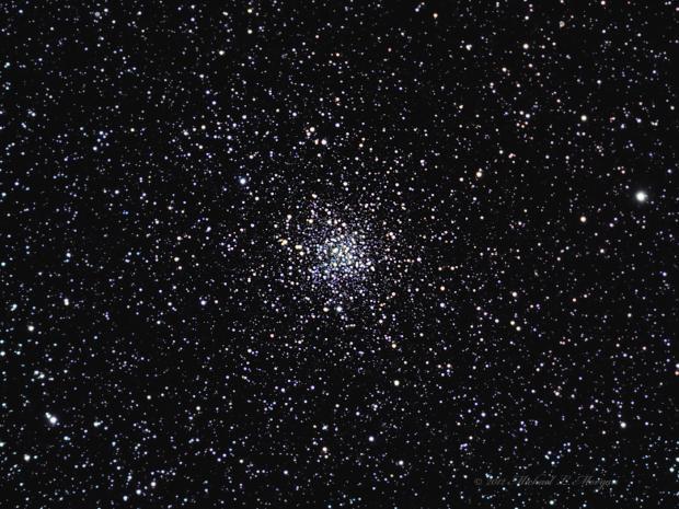 M71 Globular Cluster in Sagitta