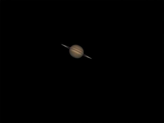 Saturn March 19th.