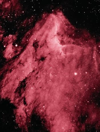 IC 5070 The Pelican Nebula in Cygnus
