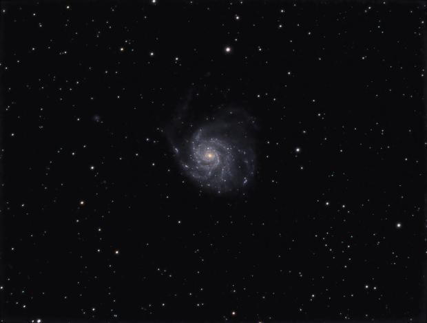 M101 in Ursa Major