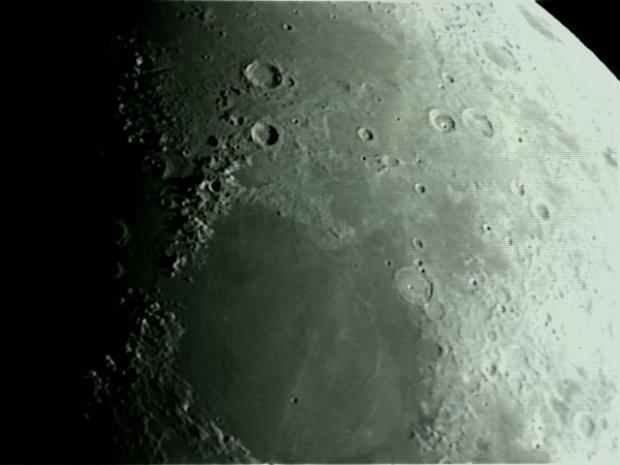 It\'s a bit of the moon