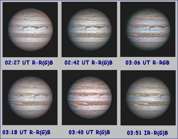 Jupiter on Night of Feb 1-2 2014