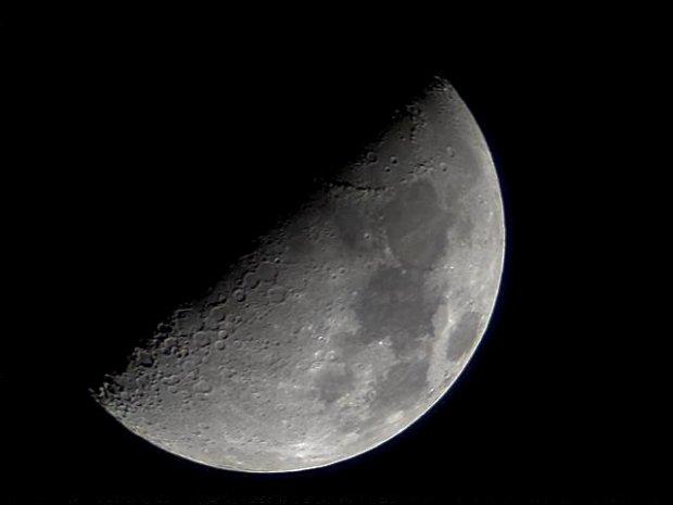 Moon - Dec. 5, 2008