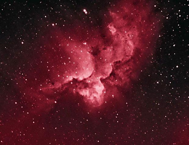 NGC 7380 In Cepheus