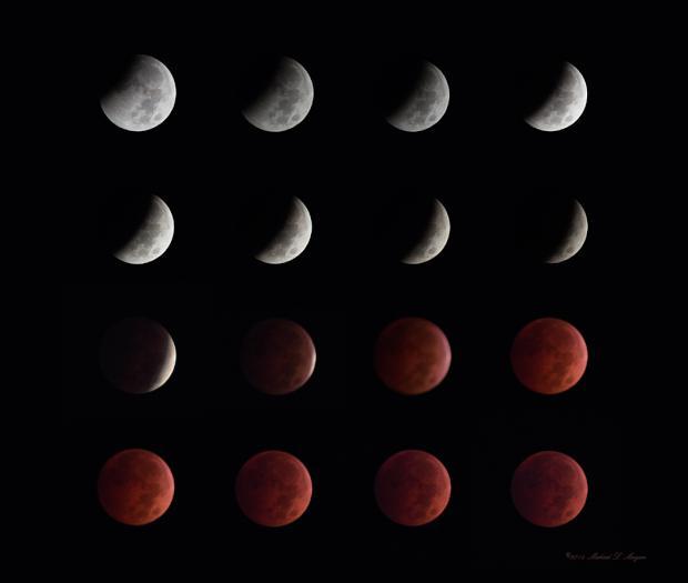 Lunar Eclipse 10-08-2014