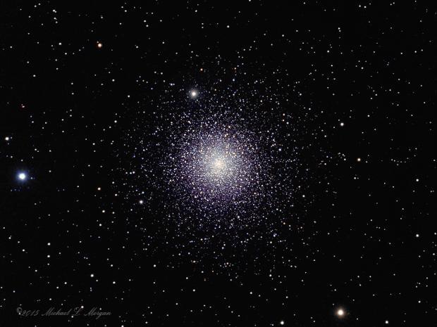 M15  Globular Cluster in Pegasus.