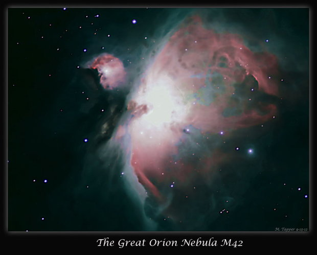 M42 The Orion Nebula