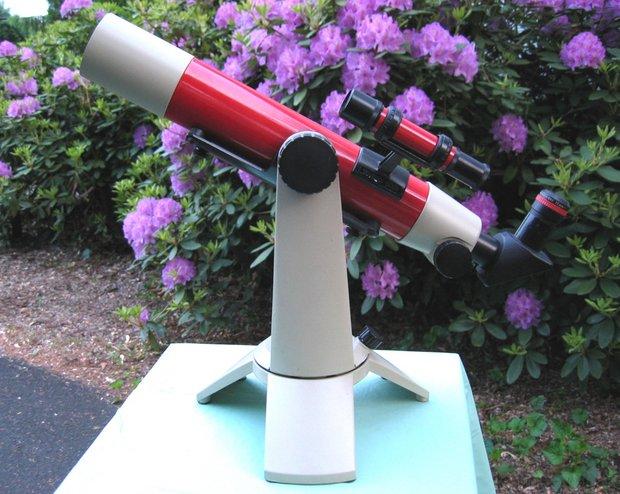 1979 Edmund Voyager 60mm f/8 Refractor