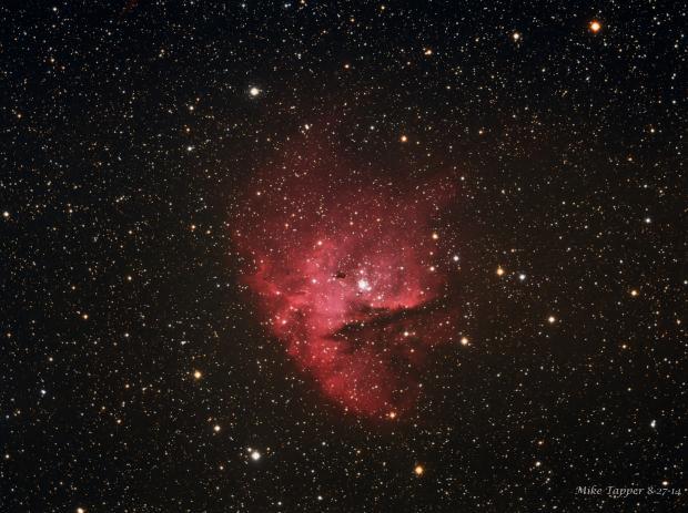 NGC 281 Pac Man Nebula