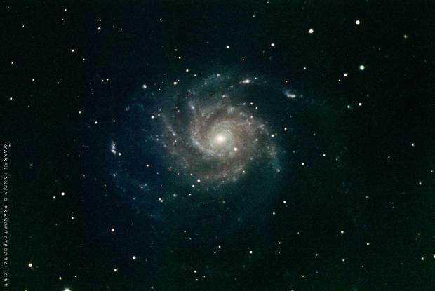 M101: The Pinwheel Galaxy