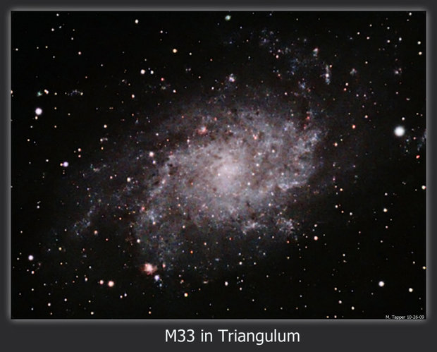M33 in Triagulum