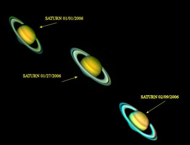 Saturn Shadows