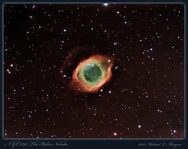 The Helix Nebula 09-03-08