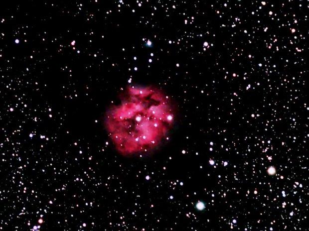 IC 5146-Cacoon Nebula