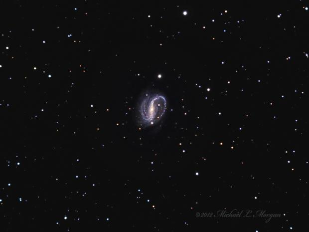NGC 7479 Barred Spiral Galaxy in Pegasus