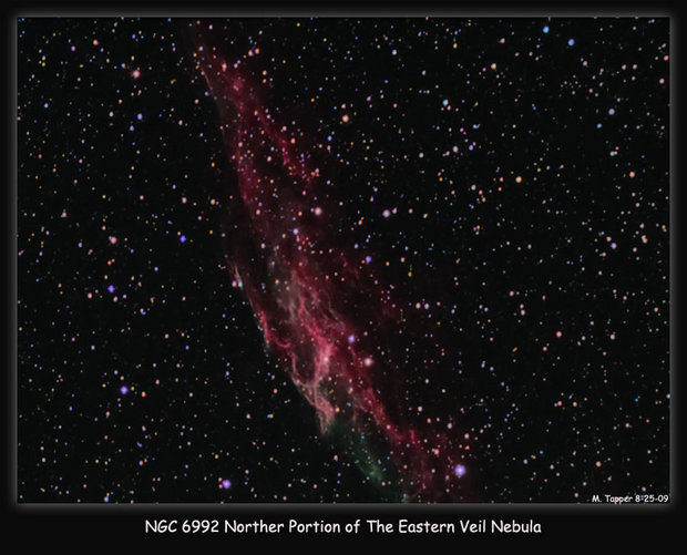NGC 6992 Eastern Veil (Northern Portion)