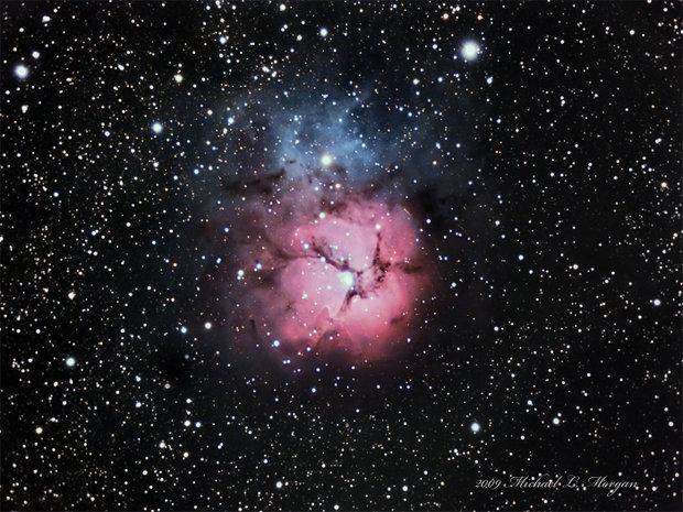 M20 The Triffid Nebula