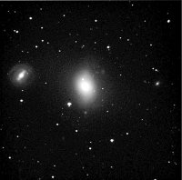 M85, ngc4394 and neighbors. Taken with 10\