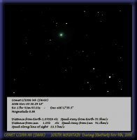Taken with an Orion ST80 on an unguided ASGT mount using an Orion Starshoot camera.  Full moon 112