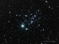 Taken @ Cherry Springs State Park 08-26-11. LRGB 8 x 2 minutes each. Celestron 11 @ F6.3, QSI 583wsg. North is up.