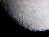 17 day old moon at s.m. 6 inch scope