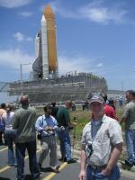 Discovery roll out May 2006