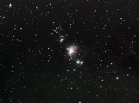 Orion Starshoot mounted to a Nikon 50mm lens.  5 x 3 minutes guided