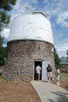 Clyde Tombaugh's observatory on Mars Hill in Flagstaff AZ
